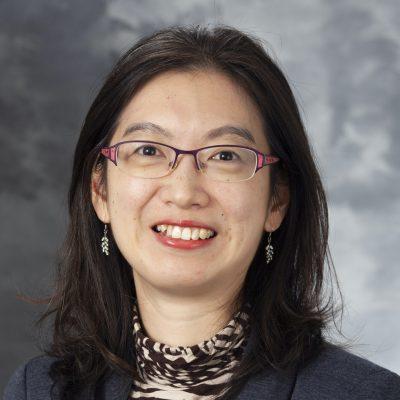 Photo of Dr. Jessica Cao